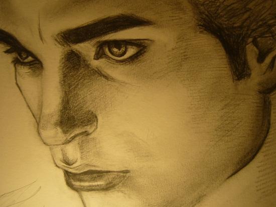 Robert Pattinson by PsYkoGlaM